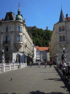 Triple bridges with Castle