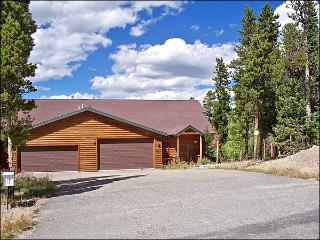 Stunning Mountain Views - Recently Updated Mountain Home (13342), Breckenridge