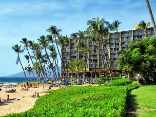 FALL SPECIALS! Ocean View Air-Conditioned 2-Bedroom at Ocean Front Resort, Kihei
