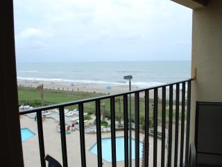 Oceanfront Luxury Condo, Indian Beach