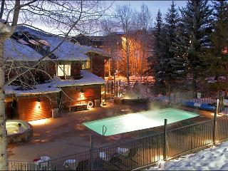 Newly Remodeled & Only 113 Steps from Ski Access - Private Game Room w/ Pool Table, Air Hockey, Ping Pong, Foos Ball, Darts, & HDTV (3662), Steamboat Springs