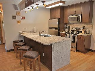 Granite Counters & Backsplash, New Cabinets, & Stainless Steel Appliances