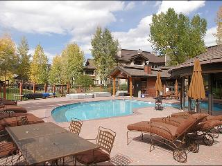 Great Location with Private Shuttle Service in Ski Season, City Shuttle Year Round - Private Patio with Hot Tub, Fireplace (11172), Steamboat Springs