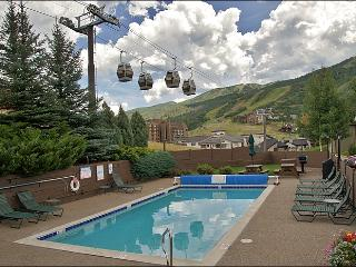 VERY Close to the Gondola - Heated Pool & Hot Tubs (6366), Steamboat Springs