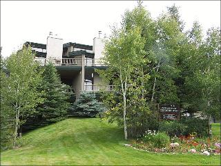 Exterior View of the Property, as seen from Apres Ski Way.