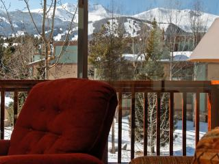 2 Bedroom, 2 Bathroom House in Breckenridge  (13F)