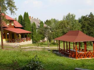 6 bedroom holiday villa in rural Transylvania