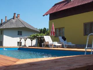 6 bedroom holiday villa in rural Transylvania