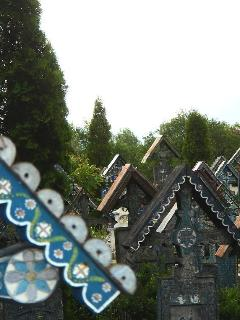 merry cemetery UNESCO heritage