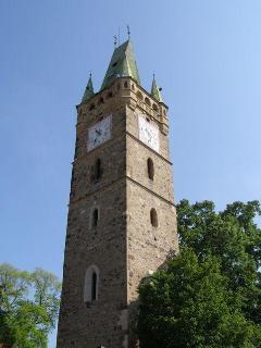Stephan's tower Baia Mare