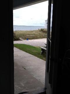 view back door