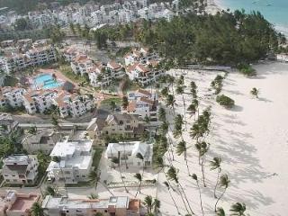 Hermosa 2 dormitorios condominio de playa en Punta Cana