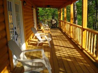 Back Porch has 'Best view in Branson area!'