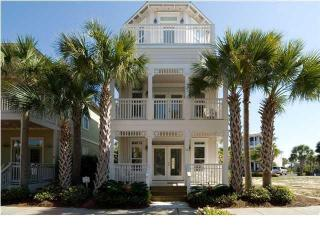 Seacrest Beach: Opp Pool, Walk to Restaurants in Rosemary Beach, w/Rooftop Deck!