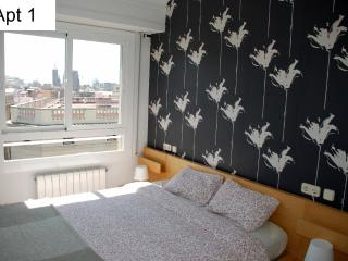 Apt 1 - main bedroom