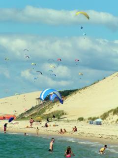 Beach at Acachon