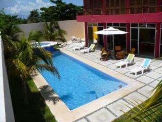 Architecturally stunning Villa. Single Family home, Isla Mujeres