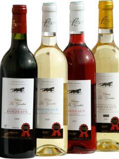 Wines of Chateau La Gontrie