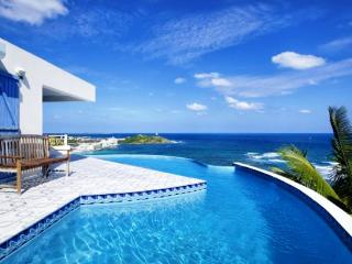 SEA STAR... amazing views, refreshingly tranquill 3 BR villa in Dawn Beach Estates, Philipsburg