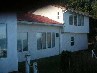 Back of the home