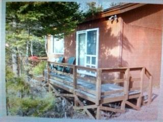 Sunset Mountaintop Cottage Overlook Acadia! (loft)