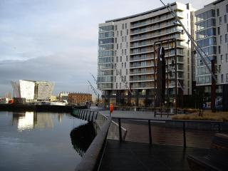 Titanic View Apartment, Belfast