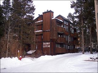 3 Blocks to Lifts and Main Street - Conveniently Located Mountain Condo (13333), Breckenridge