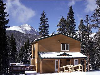 Wonderful Secluded Mountain Home - Impressive Views of Quandary Mountain (13311), Breckenridge