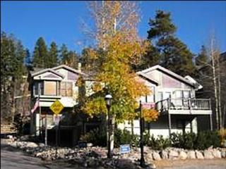 Great in Town Location - Only 4 Blocks to Main Street (13160), Breckenridge