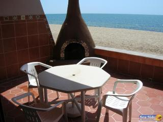 Ocean Front 2 Bed 2 Bath Minutes to Fish Market, Puerto Peñasco