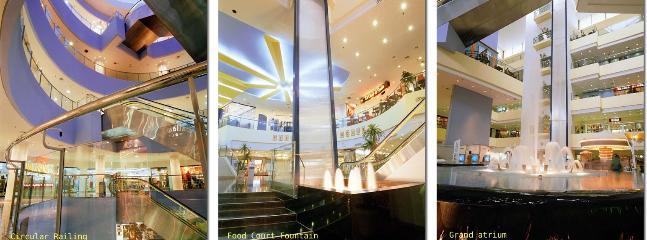 Inside Shangrila Mall