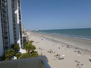 Corner Oceanfront unit with great views* Sands Beach Club #628