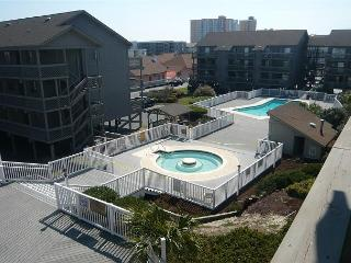 Great Deal for 2 Bedroom Vacation Rental with Balcony at Shipwatch Pointe I, Myrtle Beach