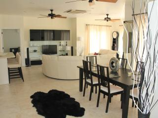 Luxury New 2 Bedroom Condo Open Plan Sleeps 6, Basseterre