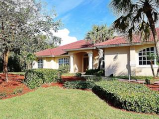 Caxambas Dr - CAX1100 - Handsome Inland Pool Home!, Marco Island