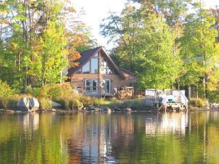 Lakefront Chalet Near Camelback, Tobyhanna