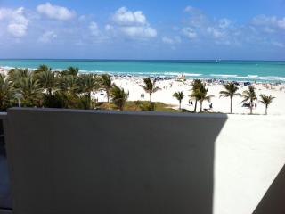 Beach Front 2 Bed 2 Bath South Beach Miami Florida, Miami Beach