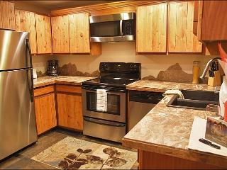 Recently Remodeled Kitchen Includes a Custom Backsplash