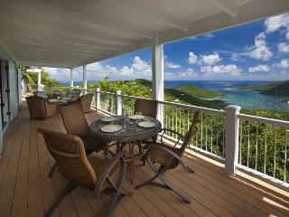 Great Turtle Villa at Majestic Mile, St. John - Ocean View, Views Of Bordeaux Mountain, Pool