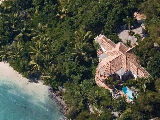2B at Peter Bay, St. John - Waterfront, Located On Secluded Hillside, Pool