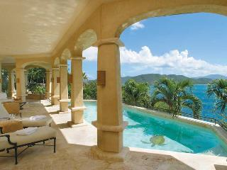 Seacove at Peter Bay, St. John - Ocean View, Pool, Lush Landscaping