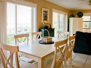1B - Ocean front perfection with 3 bedrooms and 2 baths