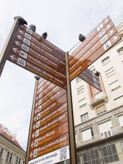 the main square is the starting point of all destinations