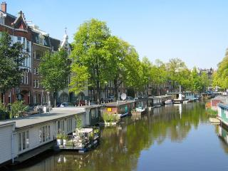 Amsterdam City Canal Apartment:  2 bedroom + 2 bathroom (up to 4 people)