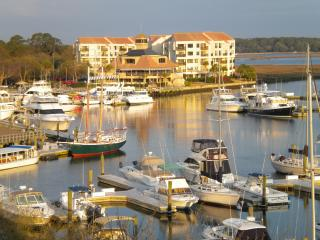 Spectacular Villa, Breathtaking Views of Harbor!, Hilton Head