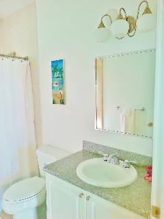 Guest Bathroom - PERIDOT PLACE... The Best of Both Worlds!