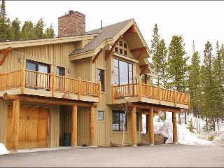 Private Home Perfect for Larger Groups - Granite, Stainless Steel, Slate & Hardwoods (1034), Big Sky