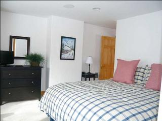 Master Bedroom Includes a King Bed and a Balcony