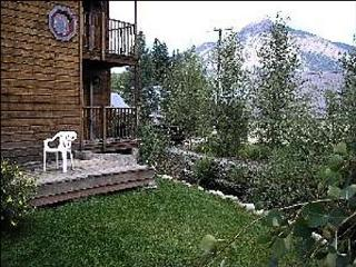 Perfect for a Family Vacation - Very Close to Shops and Restaurants (1035), Crested Butte