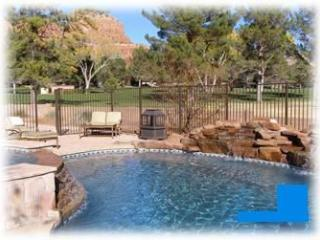 Lux Pool/Golf-1st Fairwy-Views Gunsight Rock-Wifi
